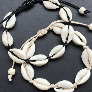 Jewelry - puka shell ankle bracelet